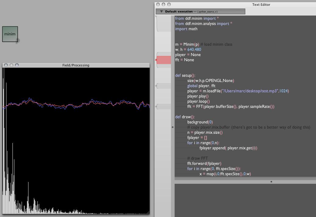 Fft Code In Python