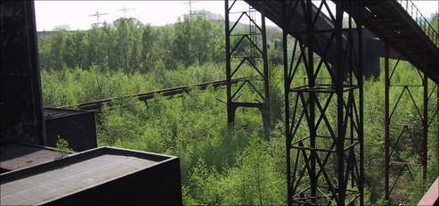 former coal factory