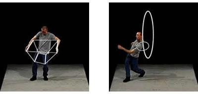 Stills from Improvisation Technologies