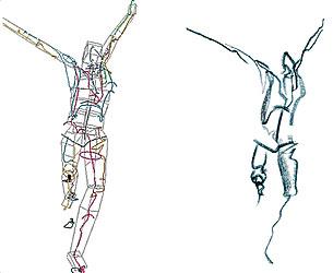 Figure method (inverted)